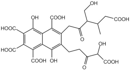 fulvicacid_molecule